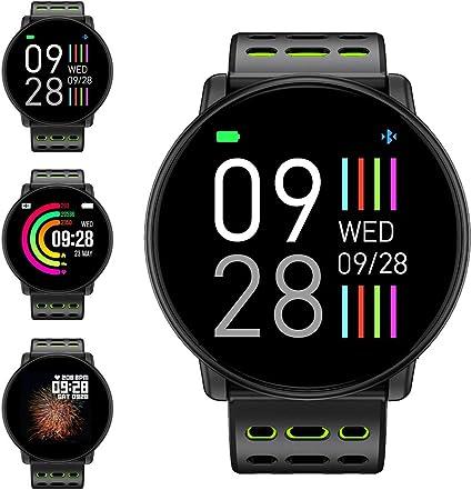 Reloj Inteligente, LIFEBEE Smartwatch Hombre Mujer Pulsera ...