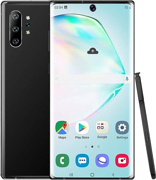 Nota 10 + Dual SIM Smartphone Android - 6G + 128G,Negro,EUPlig ...