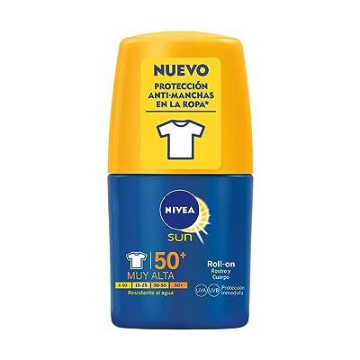 Nivea Roll-On Solar Hidratante FP50+ - 50 ml