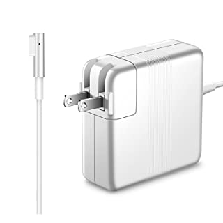 Macbook Pro Charger,placement 60W Magsafe (L-Tip) Connector PoRewer Adapter for Macbook and Macbook Pro 13-inch - Before Mid 2012