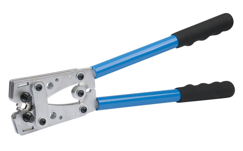 Ancor heavy-dutyワイヤおよびケーブルカット、ストリップとクリンプツール B000NHZZDW HD ラグクリンパー(HD Lug Crimper)