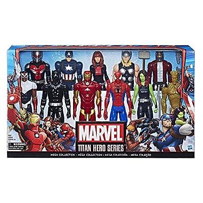 Marvel Titan Hero Series Mega Collection 11-Pack