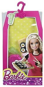 Mattel Barbie Doll Sushi Barbie Mini House Accessory Pack - Sushi Set