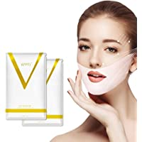 V Line Lifting Face Mask, Patch for Face Neck and Chin Line Double Chin Reduces, V Line, Chin Up, Anti Age Firming…
