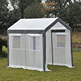 Generic O-8-O-4281-O e Grow Plant Vegetable Vegeta Green House House P 6x8FT Greenhouse Garden d Hot G Grow Garden Backyard Hot NV_1008004281-TYQFUS32