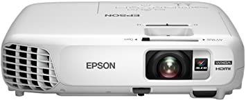 Epson EB-W18 16:10 WXGA Projector: Amazon co uk: Office