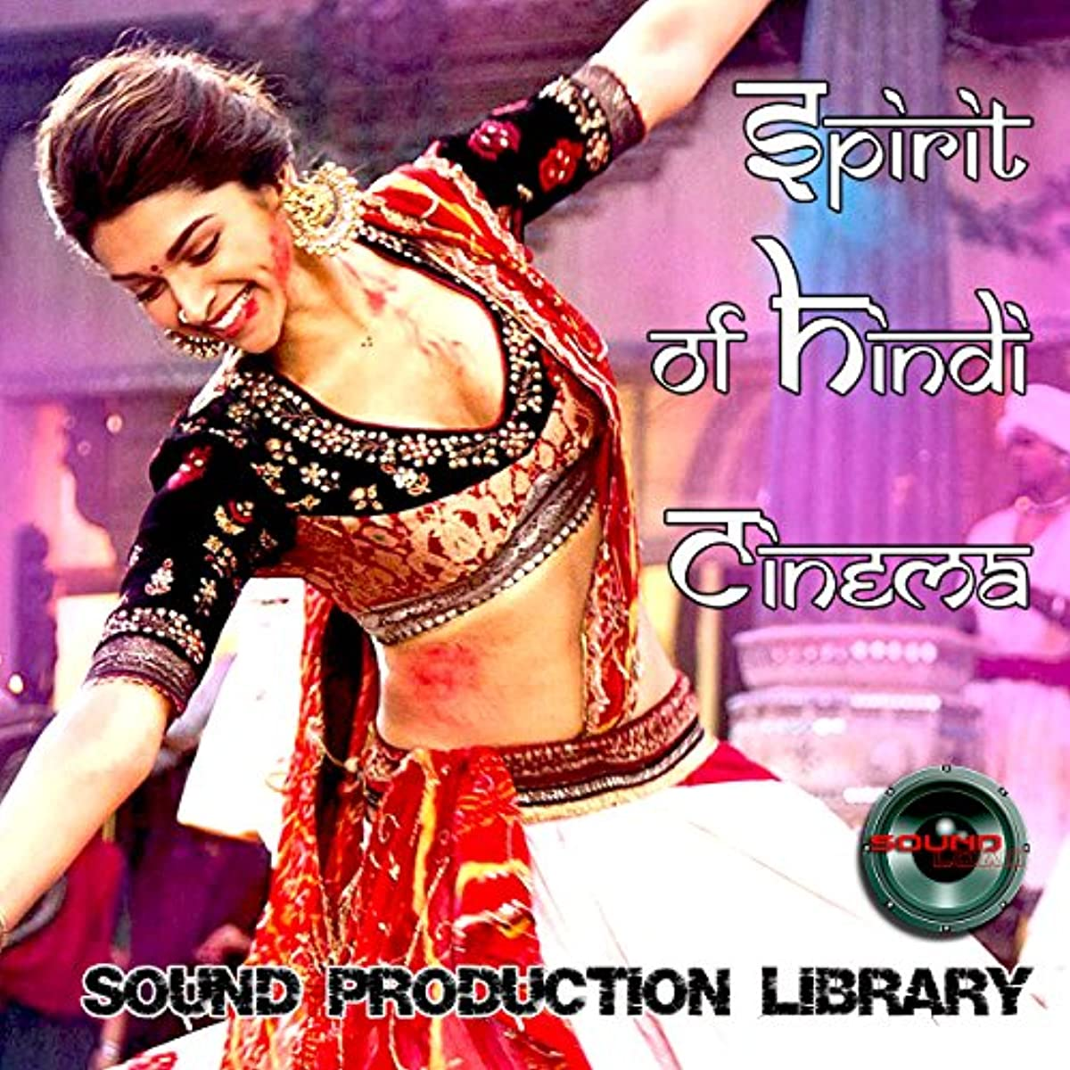 [해외] HINDI CINEMA SPIRIT - UNIQUE ORIGINAL MULTI-LAYER STUDIO SAMPLES LIBRARY ON DVD