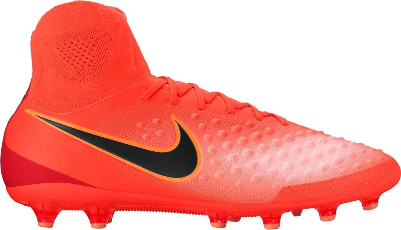 Nike Magista Orden II ag-proメンズFootball Boots 843811 Soccer Cleats B01N29MJ26Total Crimson Black 806 8.5 US