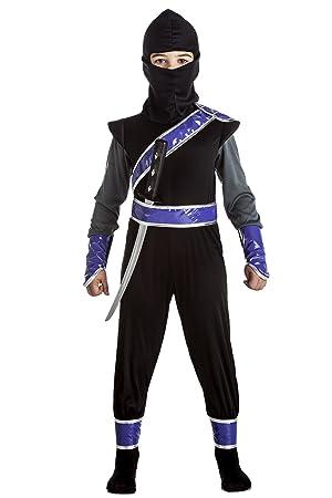 Disfraz de Ninja Infantil (3-4 años): Amazon.es: Juguetes y ...