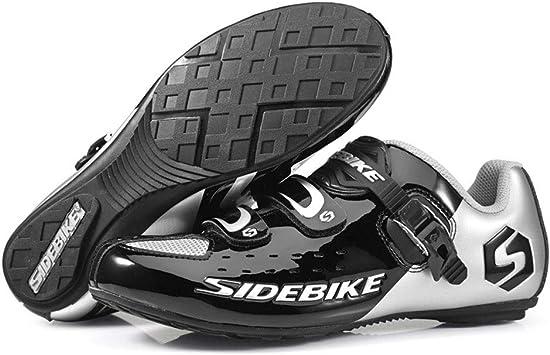 YZT QUEEN Zapatos de Ciclismo, Zapatillas de Bicicleta de montaña ...
