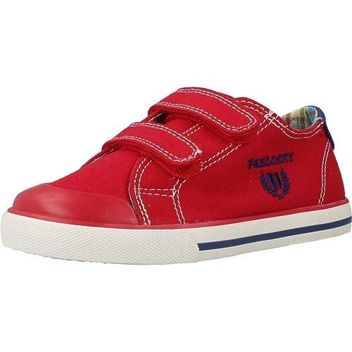 Pablosky 938960, Chaussures Enfants, Rouge (rouge), 21 Eu