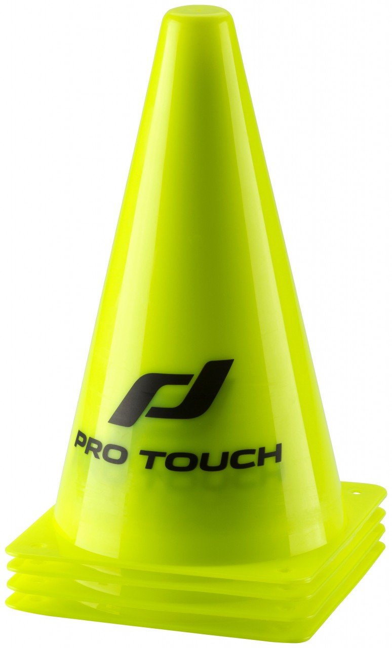 Pro Touch 204082cono, Giallo, One size PRR8A|#Pro Touch