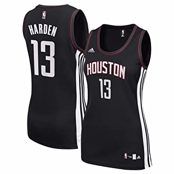 new product 0f71f 9573b James Harden Houston Rockets NBA Adidas Black Official ...