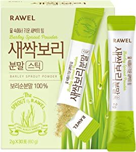 Rawel Super Food herb Slimming Korea Best Easy Diet Barley Sprout Stick Powder