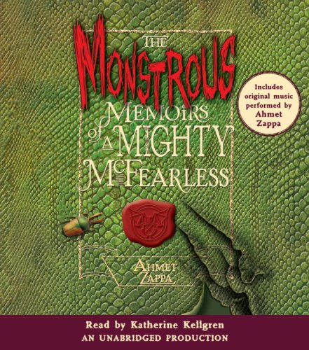 Download The Monstrous Memoirs of a Mighty McFearless pdf
