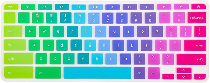 Top 9 Rainbow Keyboard Cover Acer Chromebook Cb5132t