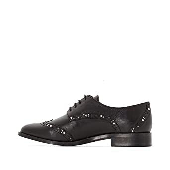 online store La Redoute Collections Studded Brogues under $60 sale online outlet store locations explore free shipping new arrival cpBqp2cS