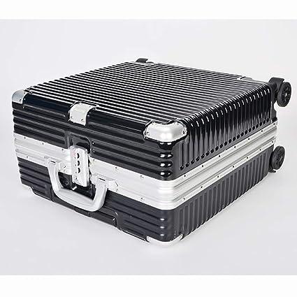 7efba90b7cc6 Amazon.com: MZTYX Us Aluminum Frame 16 Inch Boarding Business Travel ...