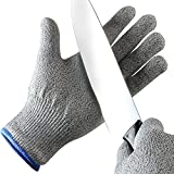 ORBLUE Cut-Resistant Kitchen Gloves, 1 Medium Pair