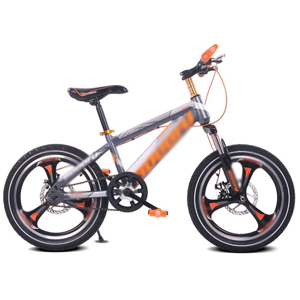 自転車 子供のマウンテンバイク6/8/10/12歳の男性と女性 (サイズ さいず : 18 inch) B07DYJG85M18 inch