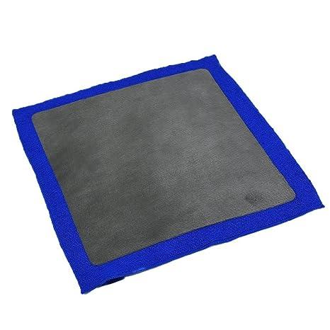 Barra de Arcilla, Clay Bar Towel Paño Descontaminante, Bayeta de Limpieza de Microfibra,
