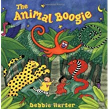 The Animal Boogie by Debbie Harter (2005-09-05)