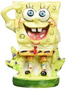Penn Plax Spongebob Resin Ornament