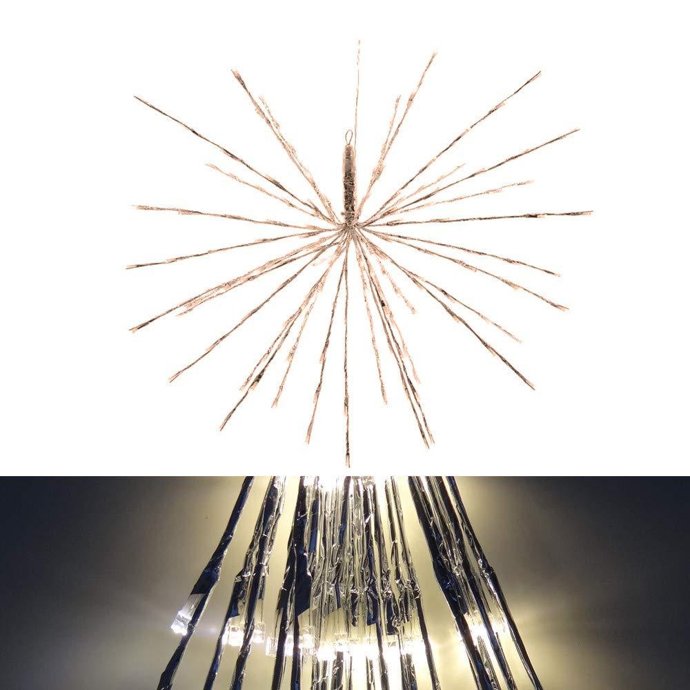 Polar /Étoile avec blinklichter Blanc chaud Diam/ètre 44/cm 72/Lumi/ères pour int/érieur et ext/érieur