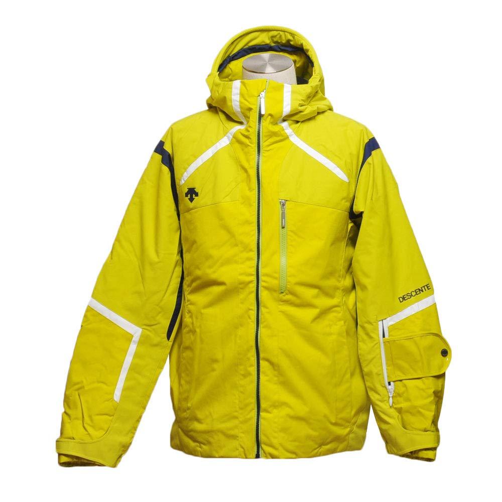 DESCENTE(デサント)メンズ スキージャケット スキーウェア 大人用 耐水圧10000mm DRA-7195 PSTピスタチオ Small