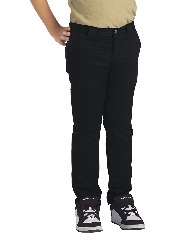 Dickies Boys Flex Skinny Fit Straight Leg Pants 8-20