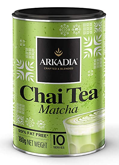Arkadia Bebidas 98% libre de grasa, potentes especias ...