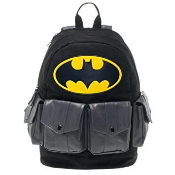 f3698d4e308 Amazon.com   Batman Hooded Backpack - ST   Casual Daypacks