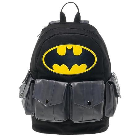 Batman Hooded Backpack – ST
