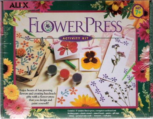 Flower Press Activity ALEX Toys product image