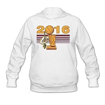 YYeso Women s Cleveland Cavaliers 2016 Champion Hooded Sweatshirt ... 8854be101d