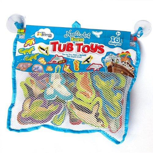 Download Noah's Ark Foam Tub Toys, W201245 pdf epub