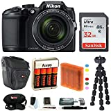 Nikon COOLPIX B500 Digital Camera w/ 32GB USB Accessory Bundle Review
