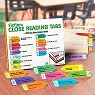 Fiction Close Reading Tabs