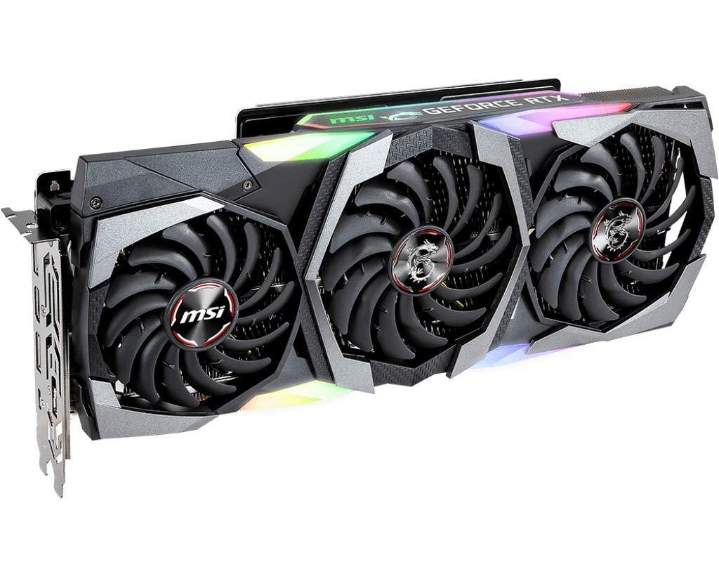 MSI Gaming GeForce RTX 2080 8GB GDRR6 256-bit VR Ready Graphics Card (RTX 2080 GAMING X TRIO) by MSI (Image #3)