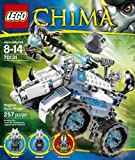 LEGO Chima Rogons Rock Flinger 70131