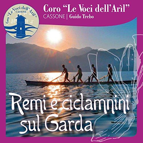Remi E Ciclamini Sul Garda (tour de force. Guido Trebo)