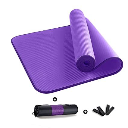 Esterilla yoga gruesa