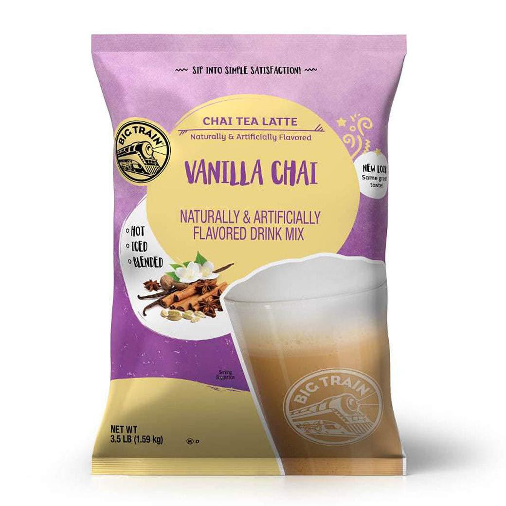 Big Train Chai - Vanilla Chai (3lb 8oz Bulk Bag)