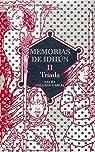 Memorias de Idhún II. Tríada par Gallego