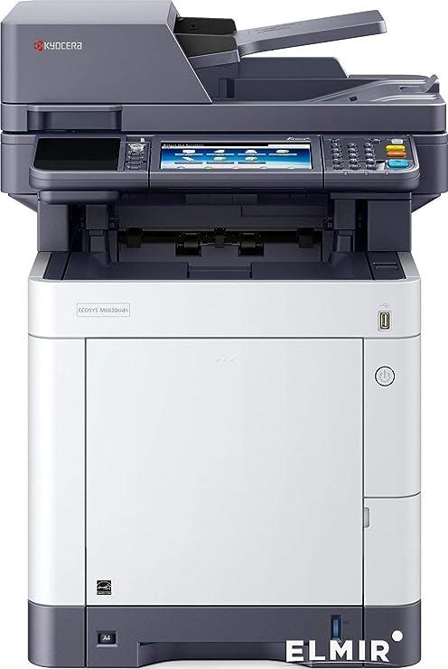 Amazon.com: Kyocera 1102TZ2US1 ECOSYS M6630cidn - Impresora ...