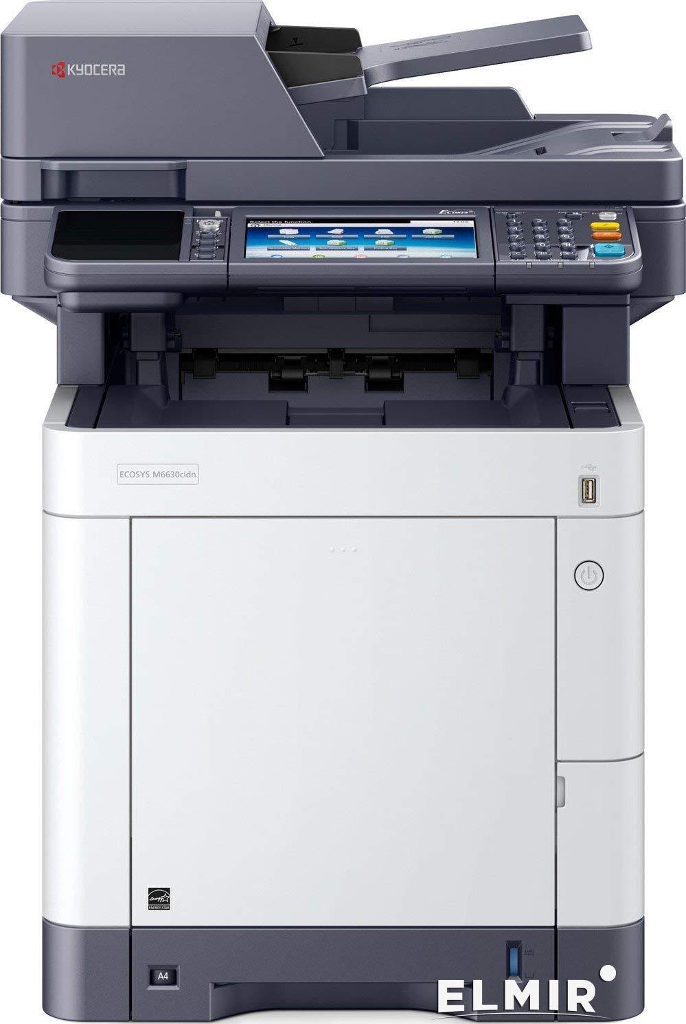 Kyocera ECOSYS M6630cidn Impresora láser Color Scanner copiadora ...