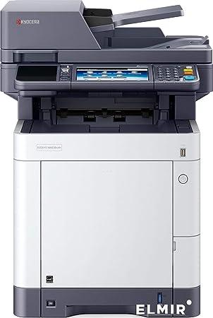 Kyocera ECOSYS M6630cidn Impresora láser Color Scanner ...