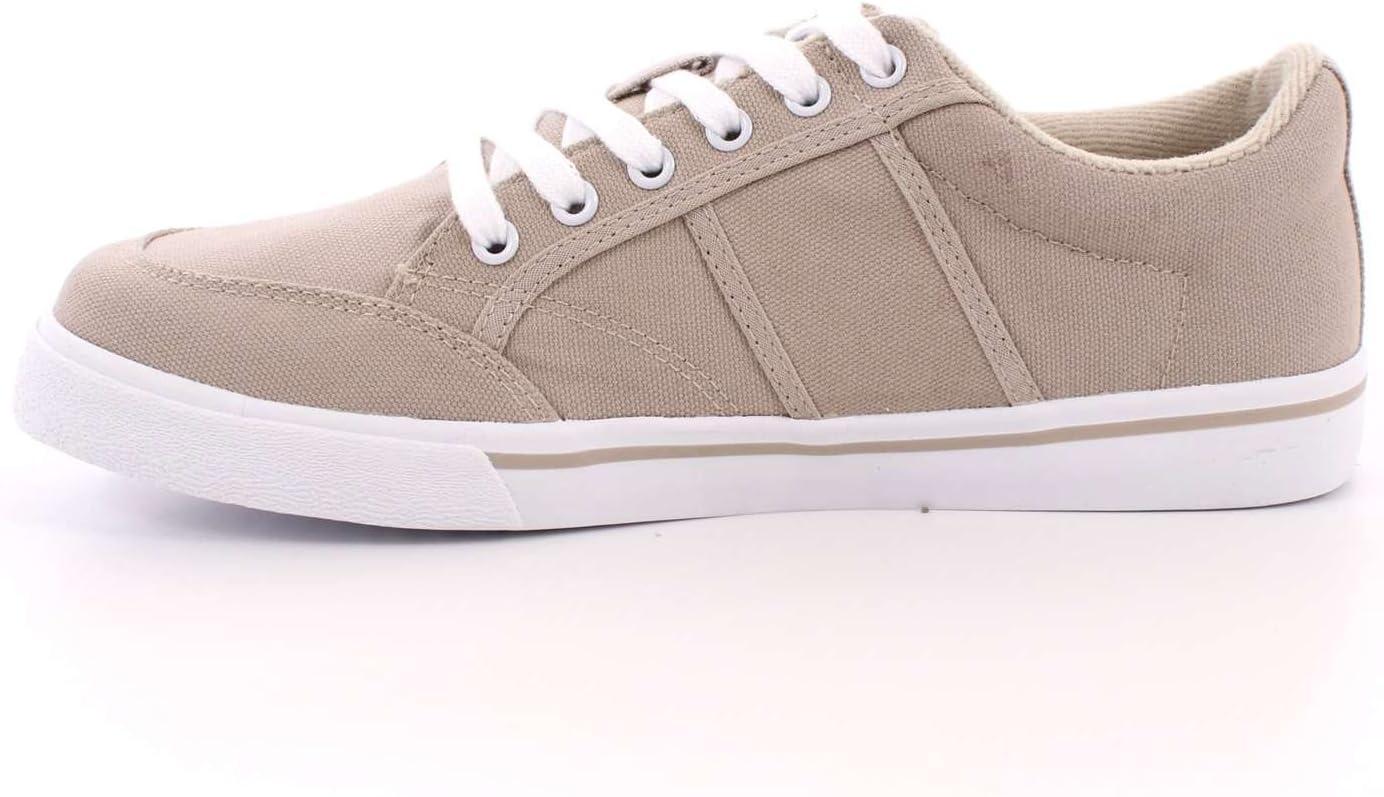 Champion m-scarpa Placard Cotton Fabric MS027, beige, 7.5: Amazon ...