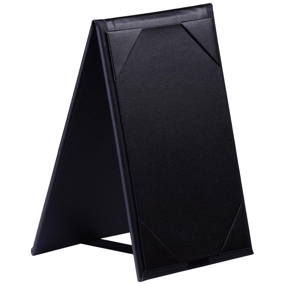 10pcs 4'' X 6'' Double-sided Table Tent Sign Card Corner Holder