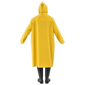 PORTWEST Regenmantel S438 Regenschutzmantel Regenjacke Ostfriesennerz Regenbekleidung Angelsport